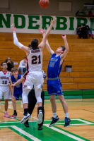 Gallery: Boys Basketball Mount Vernon Christian @ Taholah